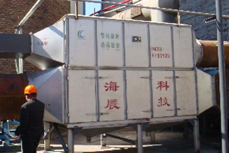 热管换热器在陶瓷等行业领域的应用