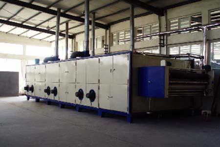 超导热管万博手机版登录回收换热器在纺织印染行业的应用