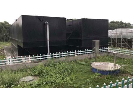 一体化污水处理成套设备