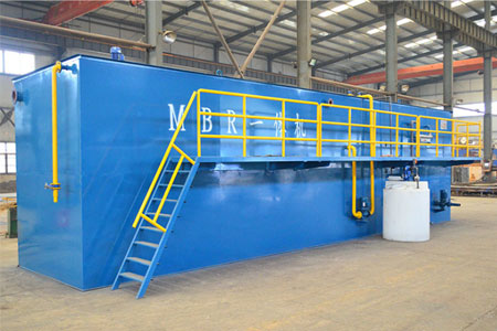 MBR污水处理设备 地埋式污水处理设备