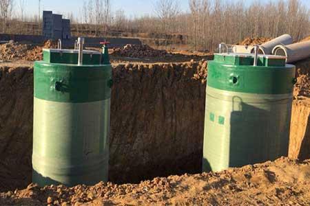 农村生活污水处理设备工程项目 一体化预制提升manbetx官方网站手机客户端