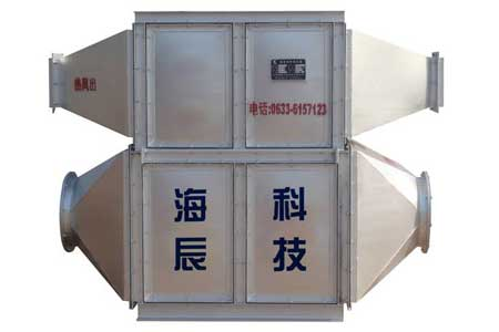 HCRG-XA型超热管ballbet平台下载回收器(气一气)热管式烟气换热器