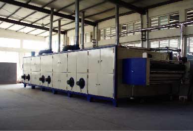 纺织印染行业超导热管ballbet平台下载回收换热器解决方案
