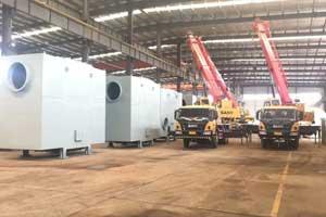 中国石油某管道工程有限公司-超导热管ballbet平台下载回收设备
